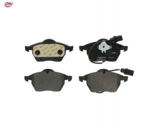 DELPHI LP1672 Kit de plaquettes de frein Audi A4 A6 Avant