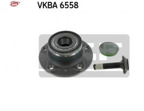 SKF VKBA 6558 Kit de roulements de roue ARRIERE VW CADDY III 2K 2C