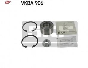SKF VKBA 906 Kit de roulements de roue SEAT AROSA VW GOLF JETTA LUPO POLO