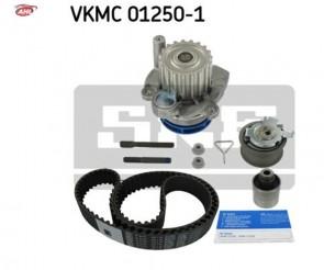 SKF VKMC 01250-1 Pompe à eau + kit de distribution pour Audi Skoda VW DODGE JEEP SKODA