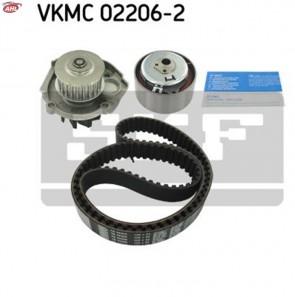 SKF VKMC 02206-2 Pompe à eau + kit de distribution pour ABARTH ALFA FIAT FORD OPEL