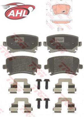 TRW GDB1622 Kit de plaquettes de frein Audi A3 A4 A6 TT