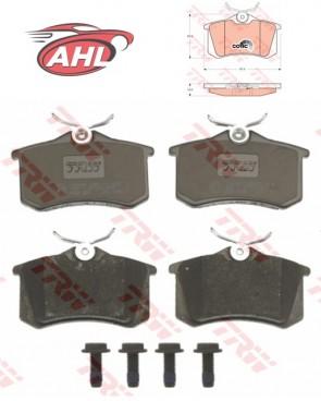 TRW GDB823 Kit de plaquettes de frein Audi A4 Peugeot Seat