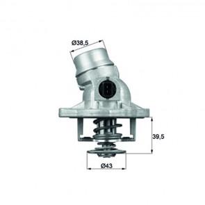 BEHR TM 12 105 Thermostat pour BMW LAND ROVER