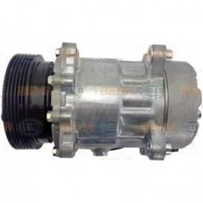 HELLA 8FK 351 125-751  Compresseur de climatisation  AUDI SEAT VW