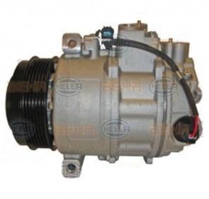 HELLA 8FK 351 322-891 Compresseur de climatisation MERCEDES-BENZ