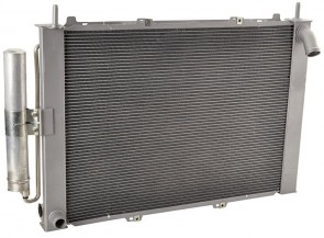 NRF 350058 Condenseur de climatisation RENAULT