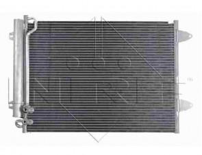 NRF 35614 Condenseur de climatisation VOLKSWAGEN