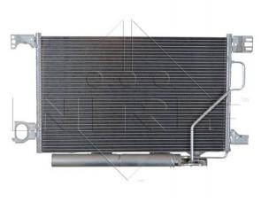 NRF 35893 Condenseur de climatisation MERCEDES