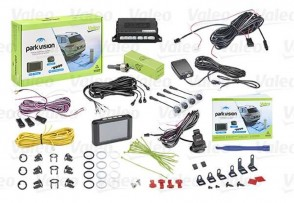 VALEO 632211 Kit complet d'aide au stationnement