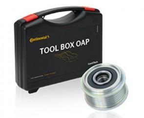 CONTITECH 6503999000 TOOL BOX OAP outils professionnels pour la dépose et le montage de poulies à roue libre sur les alternateurs