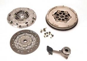 LUK 600 0047 00 Kit d'embrayage + Volant moteur Ford