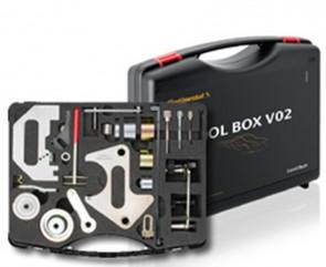 CONTITECH 6758823000 TOOL BOX V02 outils de mesure et de montage pour Renault