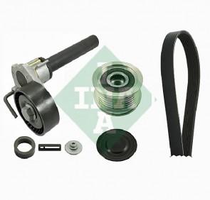 INA 529 0125 10 Kit de courroie d'accessoire  pour AUDI SEAT SKODA VW