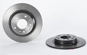 BREMBO 08.A112.11 Jeu de 2 disques de frein  pour  MAZDA