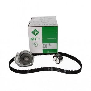 INA 530 0462 30 Pompe à eau + kit de courroie de distribution pour ALFA ROMEO FIAT FORD LANCIA