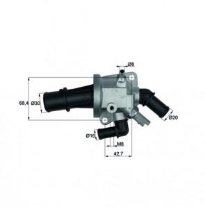 BEHR TI 153 88 Thermostat d'eau, carlosta pour OPEL SUZUKI FIAT