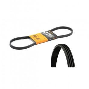 CONTITECH 4PK890 Courroie trapézoïdale à nervures (courroie d'accessoires)