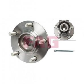 FAG 713 6199 50 Roulement de roue pour FORD SEAT VW