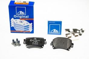 ATE 13.0460-2880.2 Plaquettes de frein pour AUDI VW GOLF