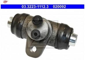 ATE 03.3223-1112.3 x2 Cylindre de roue pour VW