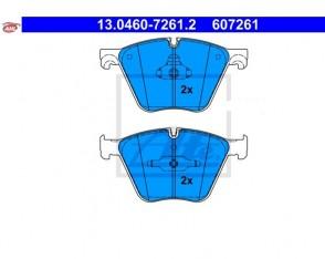 ATE 13.0460-7261.2 ATE Jeu de 4 plaquettes de frein BMW