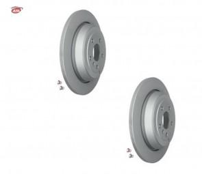 ATE 24.0114-0114.1 Disque de frein x2 MERCEDES-BENZ M-KLASSE