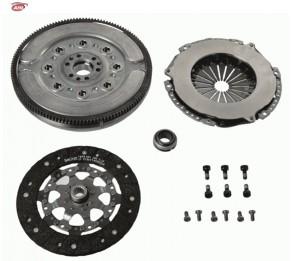 SACHS 2290 601 002 Kit d'embrayage + Volant moteur pour CITROËN PEUGEOT FIAT