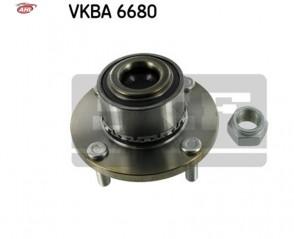 SKF VKBA 6680 Kit de roulements de roue Mitsubishi Smart