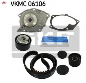 SKF VKMC 06106 Pompe à eau + kit de distribution pour RENAULT OPEL MITSUBISHI NISSAN