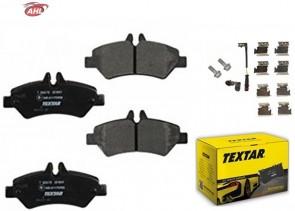 TEXTAR 2919001 Kit de plaquettes de frein Mercedes Sprinter Viano Vito VW