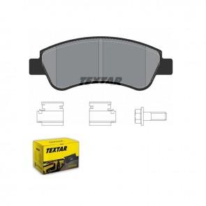 TEXTAR 2395401 Kit de plaquettes de frein
