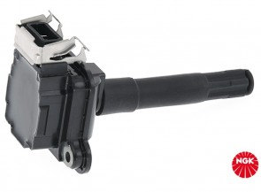 NGK 48008 Bobine d'allumage U5004 pour AUDI SEAT SKODA VW BENTLEY
