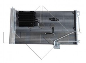 NRF 35536 Condenseur de climatisation MERCEDES
