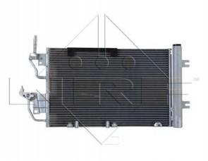 NRF 35633 radiateur de climatisation pour OPEL