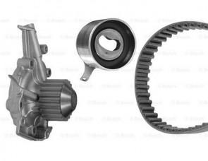 BOSCH 1 987 948 521 Pompe à eau + kit de courroie de distribution  pour Chevrolet Daewoo