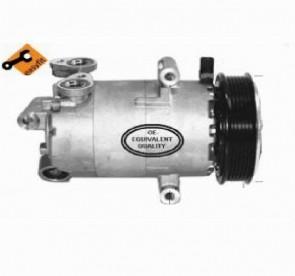 NRF B.V. 32411 Compresseur, climatisation pour CITROËN PEUGEOT FIAT FORD