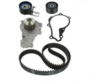 SKF VKMC 03316 Pompe à eau + kit de courroie de distribution pour PEUGEOT CITROËN FIAT MAZDA VOLVO ALFA
