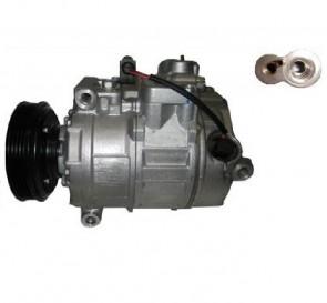 MAHLE ACP 167 000S compresseur de climatisation pour VAG AUDI SEAT SKODA VW