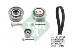 INA 530 0463 10 Kit de distribution AUDI SEAT SKODA VW