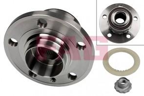 FAG 713 6104 70 Kit de roulements de roue pour AUDI SEAT SKODA VW
